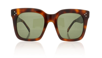 Céline Tilda CL41076/S 05L Havana Sunglasses at OCO