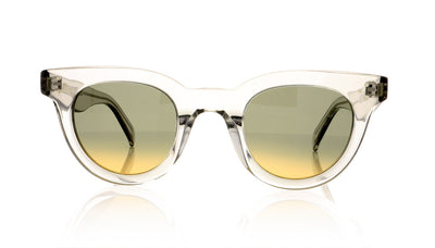 Céline Anna CL41375/S RDN Transparent Grey Sunglasses