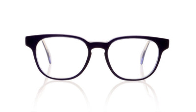 Claire Goldsmith Foster 5 Blue Opal Glasses at OCO