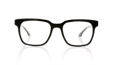 Claire Goldsmith Hudson 3 Black Indigo Glasses at OCO