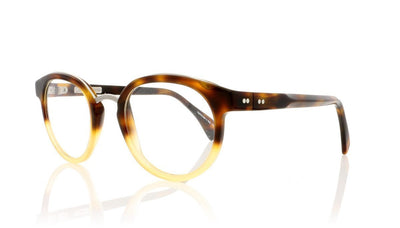 Claire Goldsmith Rixon 6 Tort Sepia Glasses at OCO