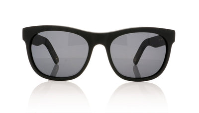 Dick Moby LAX S-LAX 01M Matte Recycled Black Sunglasses