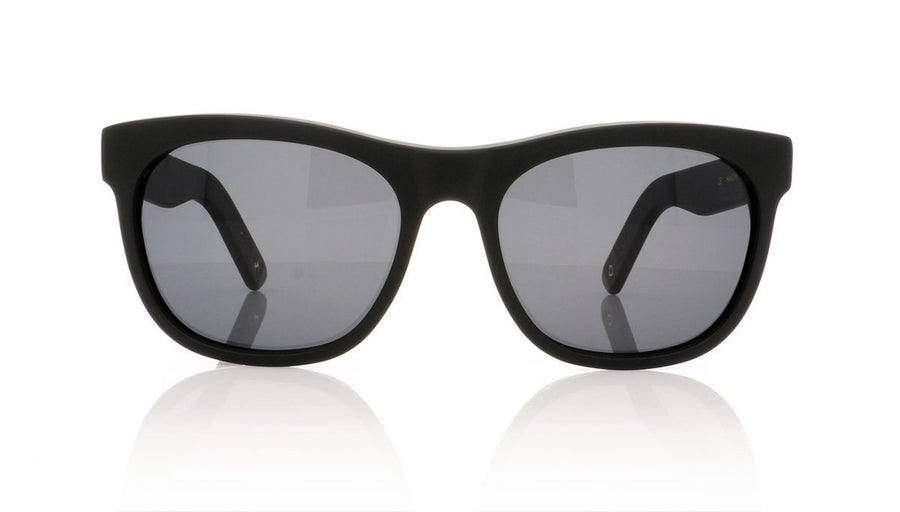 0daa7476b36 Dick Moby LAX S-LAX 01M Matte Recycled Black Sunglasses