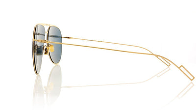 Dior Homme 0205S J5G Gold Sunglasses at OCO