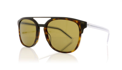 Dior Homme Blacktie221S SRS Havana Sunglasses at OCO