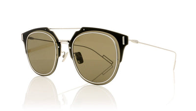 Dior Homme Composit1.0 10 Palladium Sunglasses at OCO