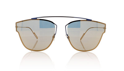 Dior Homme DIOR0204S 26D Blue Sunglasses at OCO
