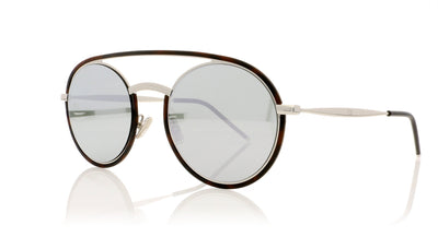 Dior Homme Synthesis01 45Z Havana Sunglasses at OCO