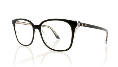 Dior Montaigne 26 TKX Black Glasses at OCO