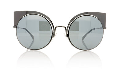 Dior Montaigne 33 TKX Black Glasses at OCO