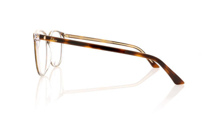 Dior Montaigne 34 U61 Havana Glasses at OCO