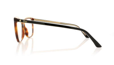 Dior Montaigne 50 581 Havana Glasses at OCO