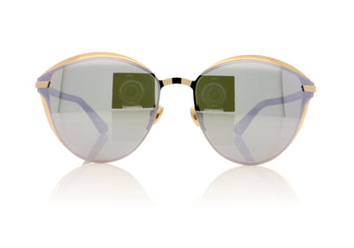 Dior Murmure 278 Gold Sunglasses at OCO