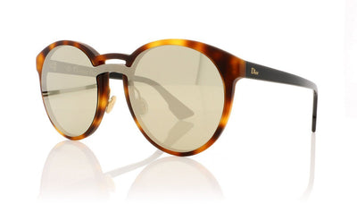 Dior Onde1 5FC Dark Havana Sunglasses at OCO