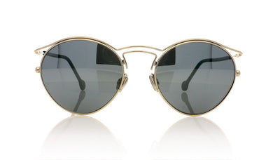 Dior ORIGINS1 3YG Light Gold Sunglasses at OCO