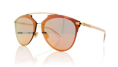 Dior Reflected P Pixel ReflectedP S5Z Gold Sunglasses at OCO