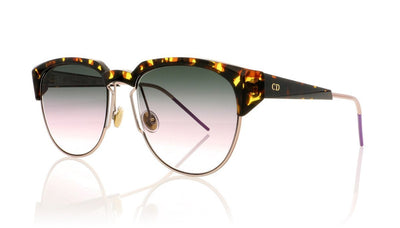 Dior Spectral 01K Havana Sunglasses at OCO