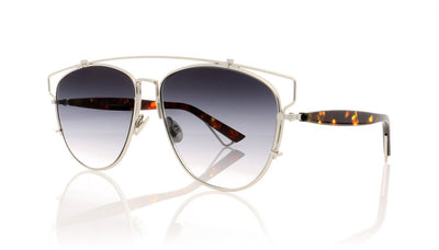 Dior Technologic YL7 Silver Sunglasses at OCO