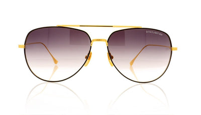 DITA Flight.004 7804 H-BLK-GLD Black Sunglasses at OCO