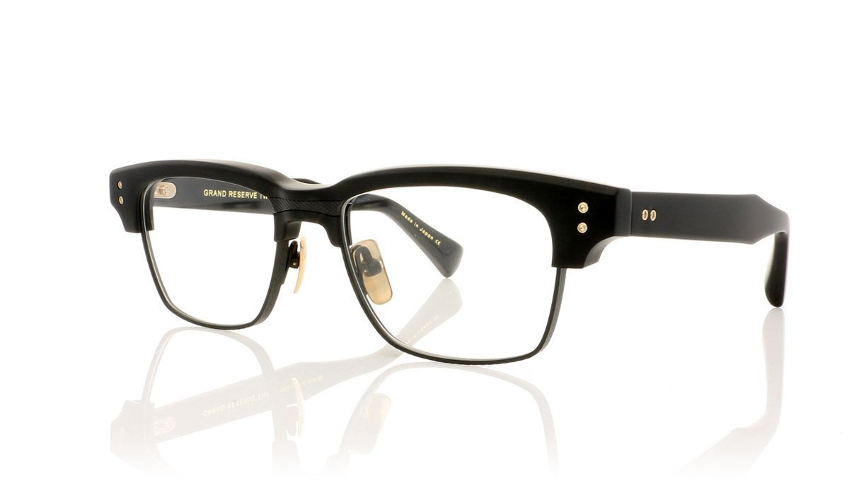 59cb300ed84c DITA Grand Reserve Two DRX-2061 C Matte Black Glasses