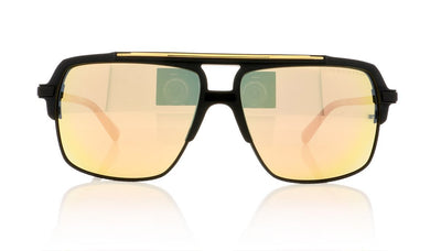 DITA Mach Four DRX-2070 B Matte Black Sunglasses