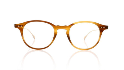 DITA Ash DRX-2073 B-AMB-GLD Amber Maple Glasses at OCO
