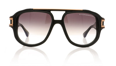 DITA Grandmaster Six DTS900 02 Matte Black Sunglasses at OCO