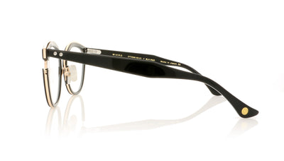 DITA Mikro DTX500 01 Black Glasses at OCO