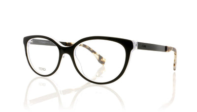 Fendi FF 0079 DU0 Black Glasses at OCO
