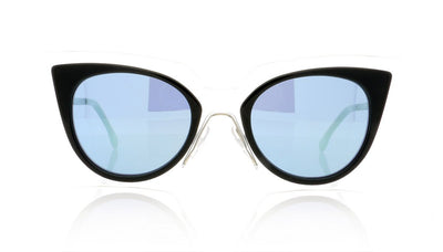 Fendi FF 0117/S IBZ Black Sunglasses at OCO