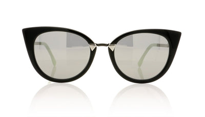 Fendi FF 0118/S AQM Black Sunglasses at OCO
