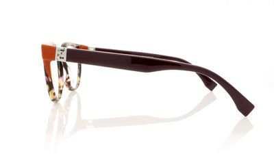 Fendi FF0131 MFX Havana Glasses at OCO