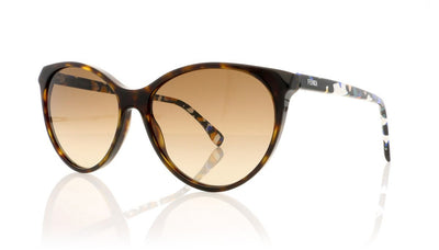 Fendi FF0170/S TTO Dark Havana Sunglasses at OCO
