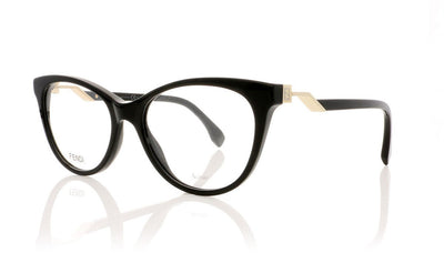 Fendi FF0201 807 Black Glasses