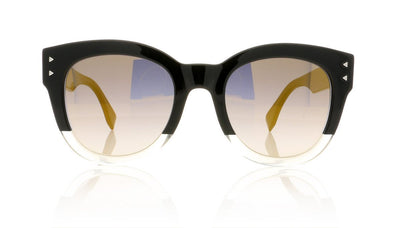 Fendi FF 0239/S 71C Black Sunglasses at OCO