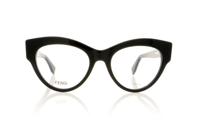 Fendi FF0273 807 Black Glasses at OCO