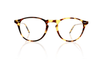 Garrett Leight Hampton 1001 DKT Dark Tortoise Glasses