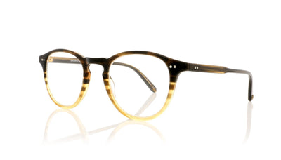 Garrett Leight Hampton 1001 SWD Sandalwood Drift Glasses at OCO
