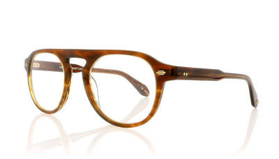 Garrett Leight Harding 1006 BRT Brndy Tort Glasses