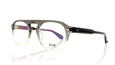 Garrett Leight Harding 1006 GF Gry Fade Glasses at OCO
