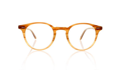 Garrett Leight Clune 1047 MBTF Matte Blonde Tortoise Fade Glasses at OCO