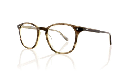 Garrett Leight Clark 1049 GITL Tortoise Laminate Glasses at OCO