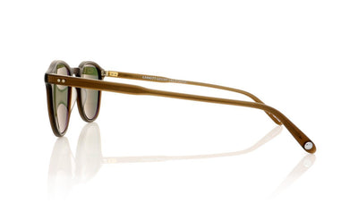 Garrett Leight Hampton 2001 MESP/PG15 Matte Espresso Sunglasses at OCO