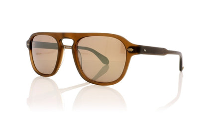 Garrett Leight Grayson 2052 MESP/MGM Matte Espresso Sunglasses at OCO