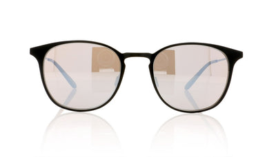 Garrett Leight Kinney M 4015 BLGL/BKBZM Black Glass Sunglasses at OCO