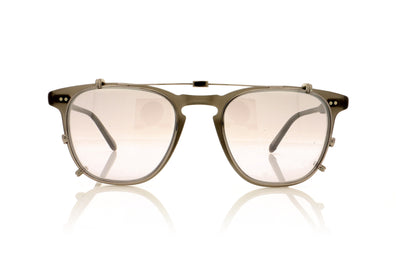 Garrett Leight Brooks 5006 GM-SM Gunmetal Clip