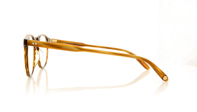 Garrett Leight Glencoe 1069 Glencoe DB Demi Blonde Glasses at OCO