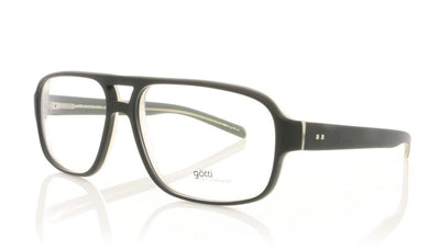 Götti Marlot BLKY-M Gotti Black Glasses at OCO