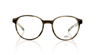 Götti WANJ HHG-M Havana Grey Matte Glasses at OCO