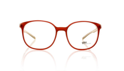 Götti Wyll RAY-M Marsala Red Glasses at OCO